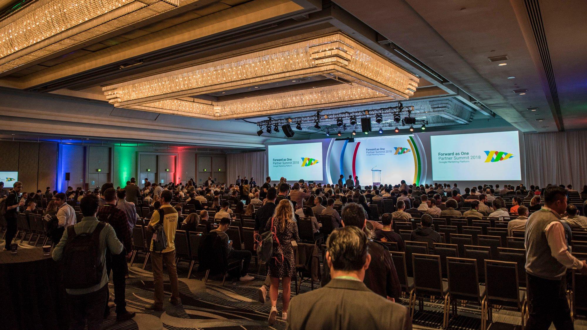 Partner Summit 2018 - San Francisco