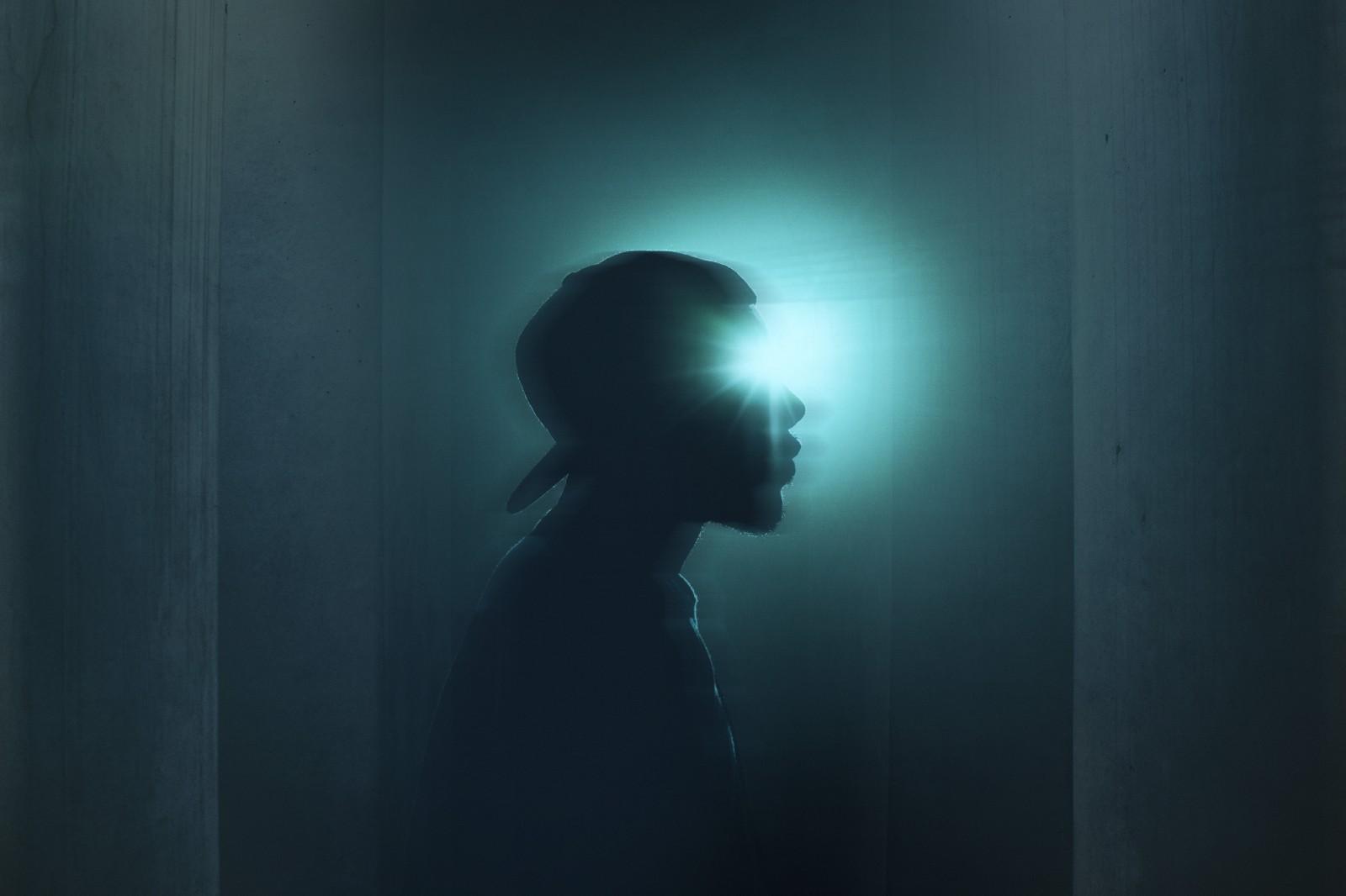 Virtuell virkelighet, illustrasjonsfoto av Noor Knutsen